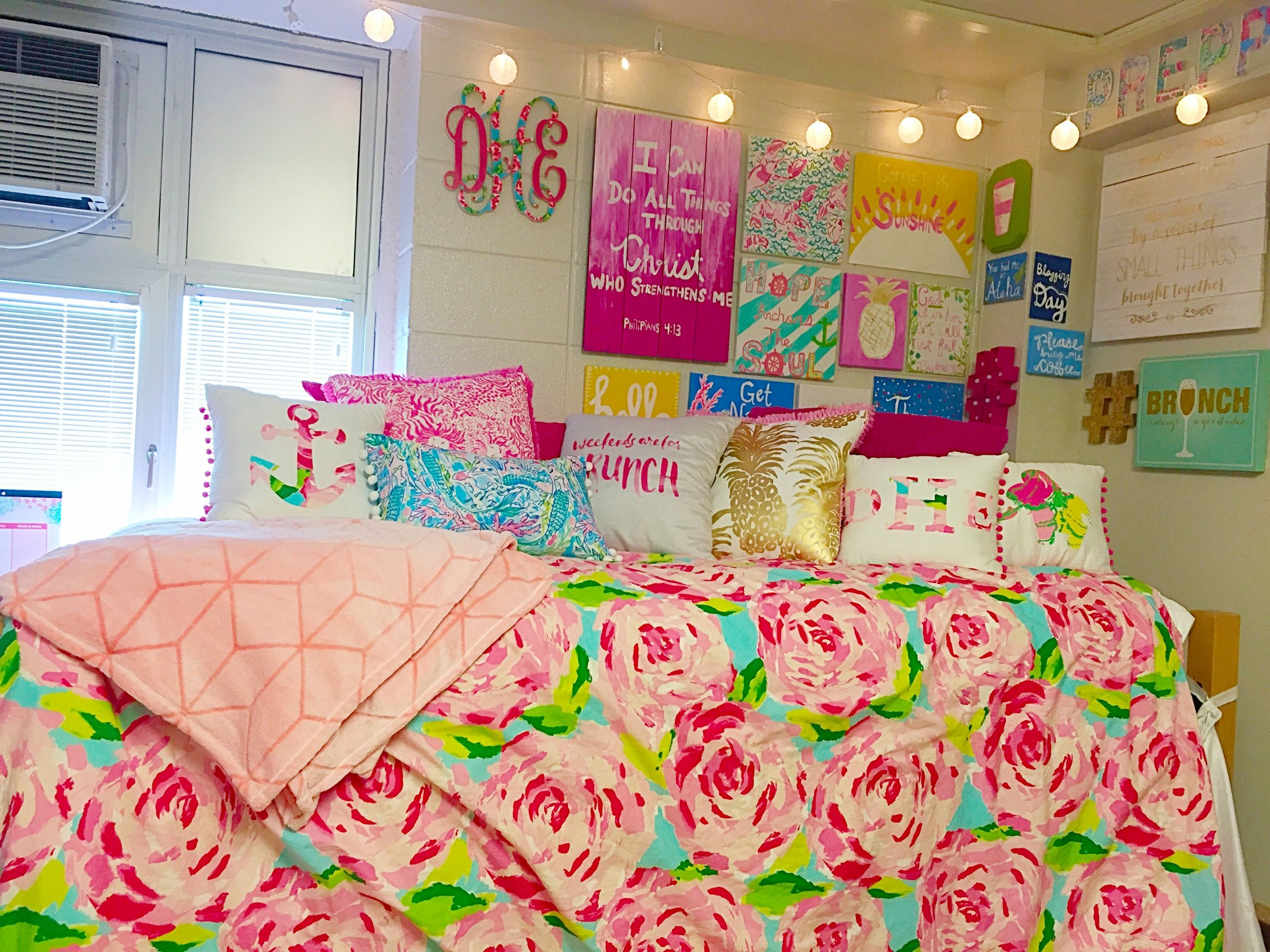 Delicieux Lilly Pulitzer Dorm Room #preppy