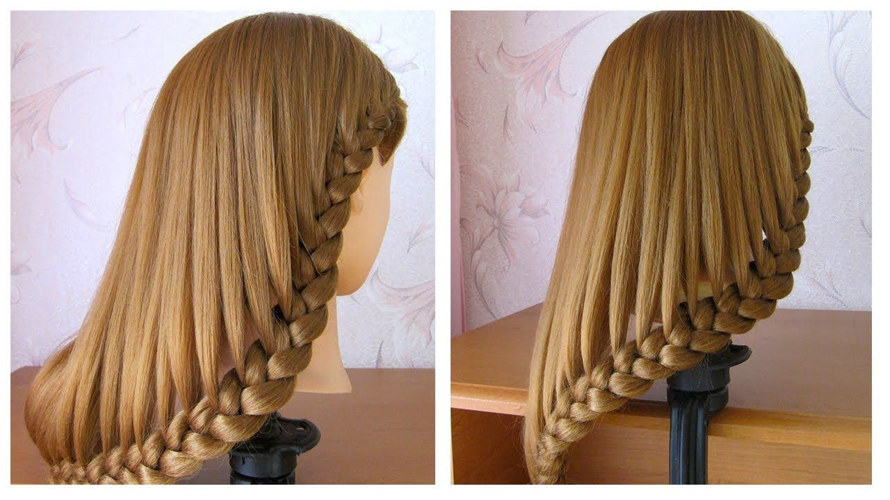 Coiffure simple cheveux mi long / long ♡ Tuto coiffure