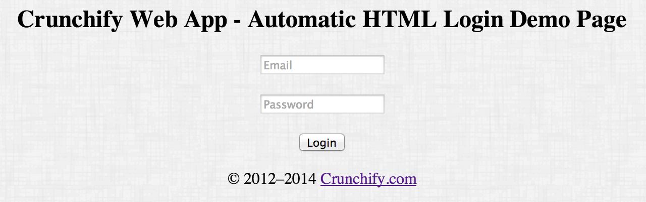 Automatic HTML Login using POST Method - Autologin a Website on