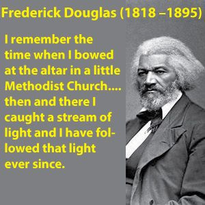 Frederick Douglass, (USA), escaped from slavery, and became a leader in the abolitionist movement.  His intellectual skills in oration and writing were a powerful force against slaveholders who were arguing that slaves lacked the intellectual capacity required to live as free men. Douglass wrote about his experiences as a slave in Narrative of the Life of Frederick Douglass, an American Slave, and My Bondage and My Freedom. These books proved to be influential in toppling slavery in the U.S.