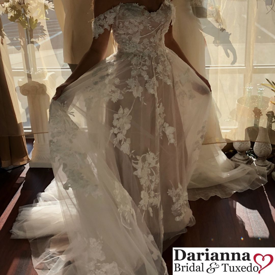 Wedding Dress Shop Warrington: Available At Darianna Bridal & Tuxedo