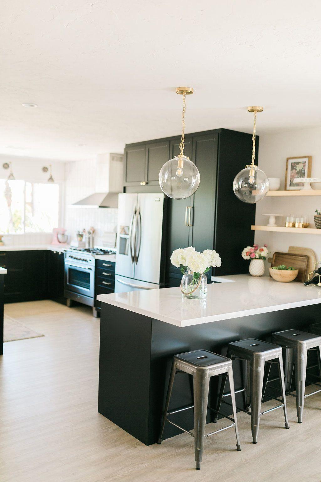 Classic Black Bright and Light IKEA + Semihandmade