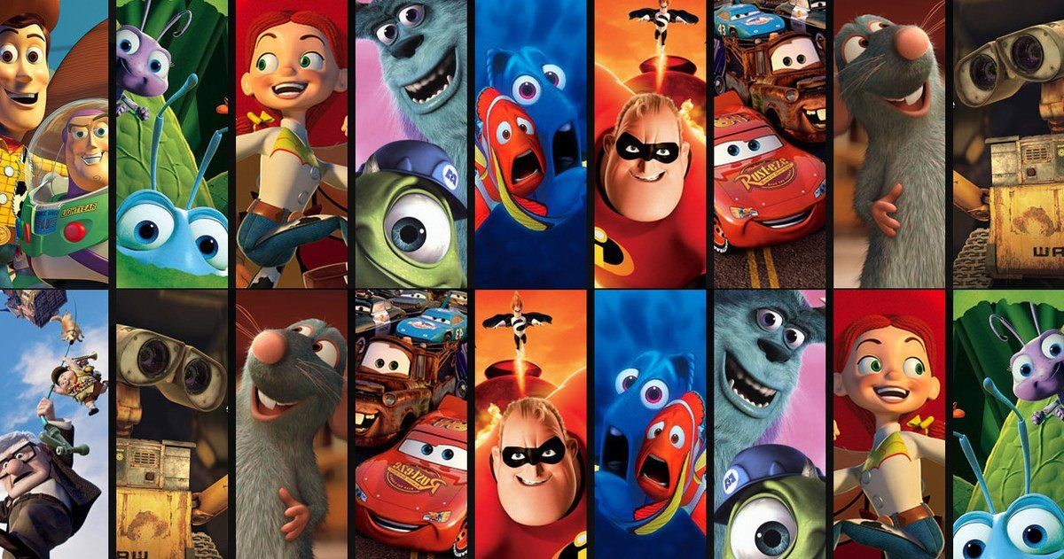 Disney Easter Egg Video Shows How Every Pixar Movie Is Connected