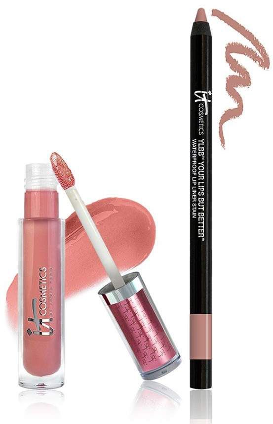 Nuts 4 Stuff: Review +Swatches: IT Cosmetics Vitality Lip