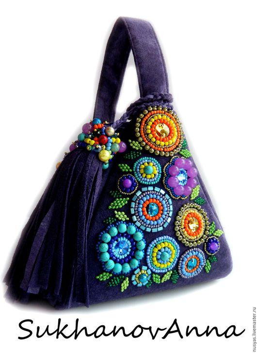 0d893de1fe5c Женские сумки ручной работы. Ярмарка Мастеров - ручная работа. Купить Сумка  из серии