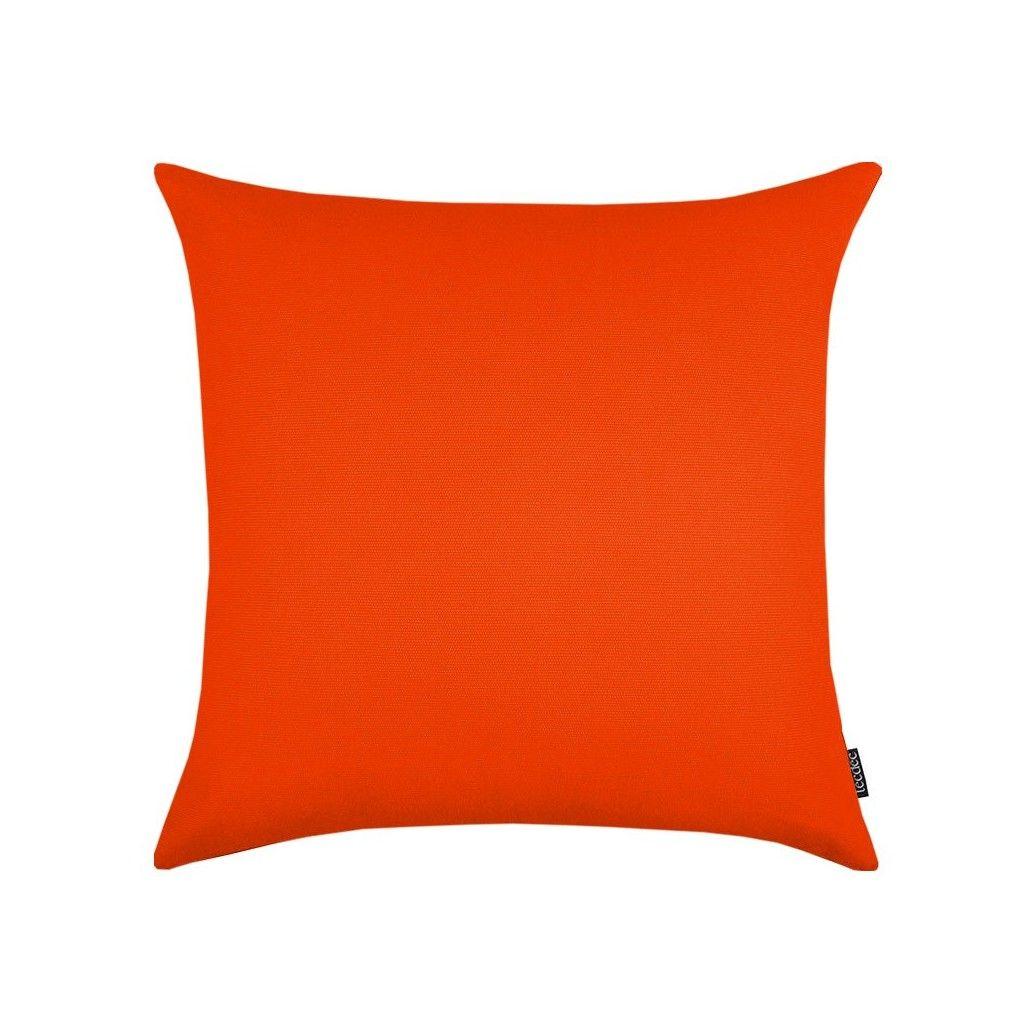 Almofada lisa de algodão - 50x50cm