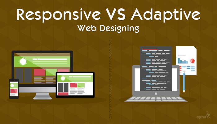 Web Design And Development Latest Trends News And Tips Responsive Vs Adaptive Which Website Design Should Y Web Design Web Development Design Website Design