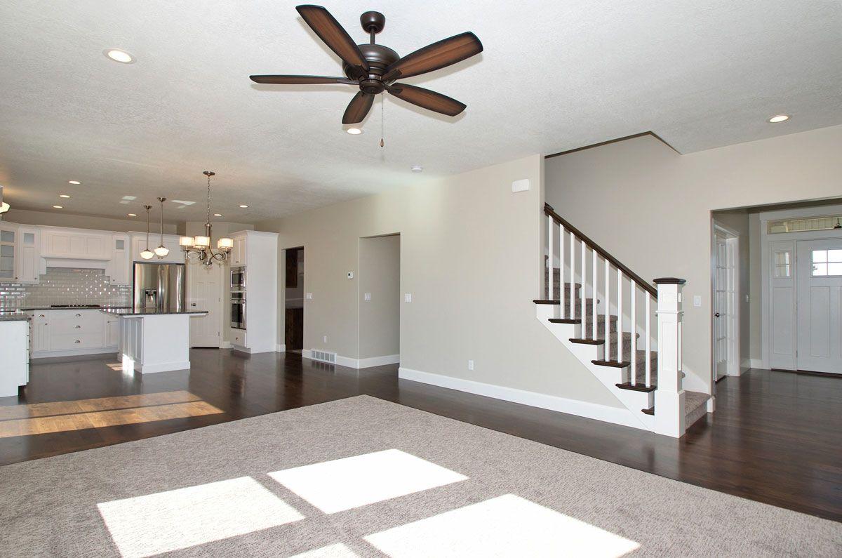 Staircase – | Flint Custom Homes