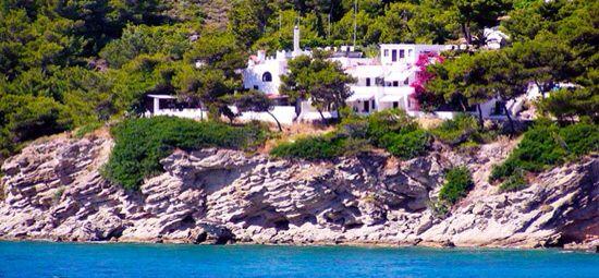 AGISTRI CLUB Agistri, Attiki, Greece.