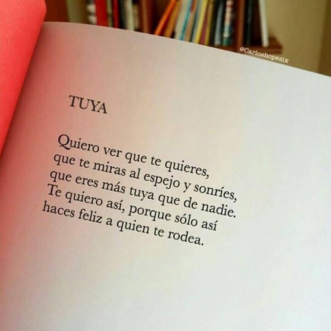 Frases Amor Amorpropio Citas Pinterest Quotes Frases Y Love