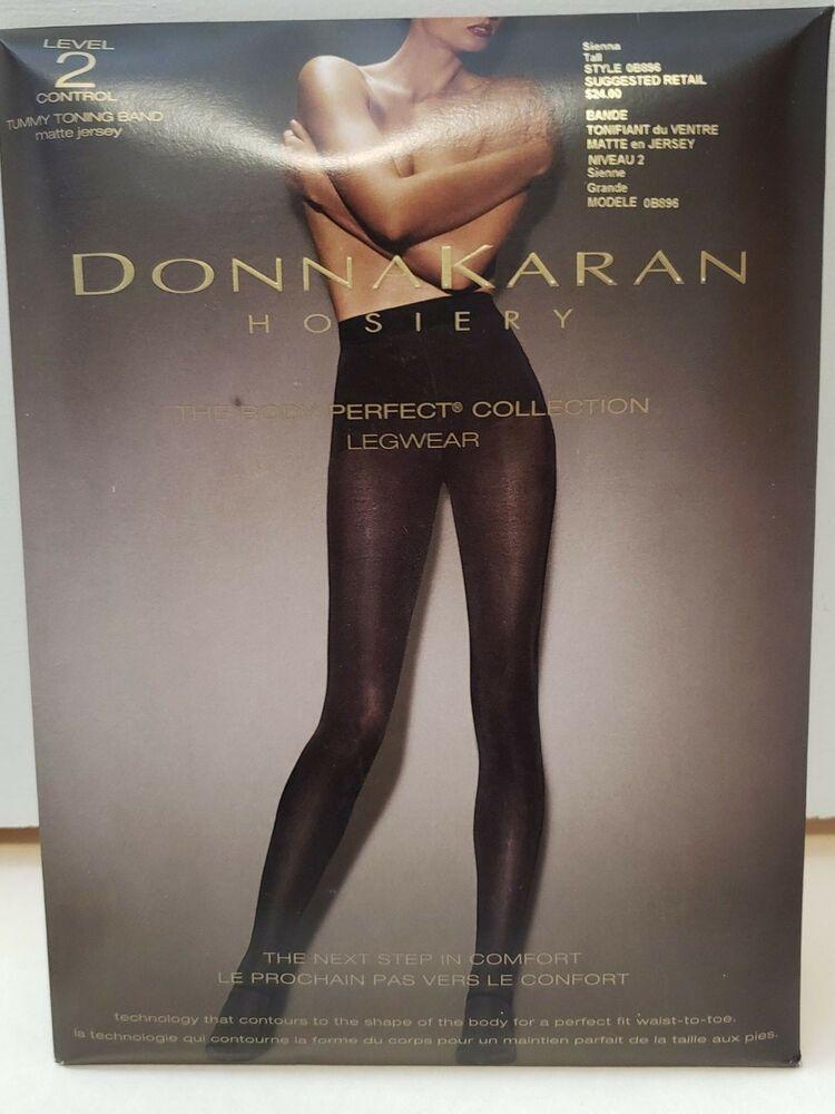 Donna Karan Womens Matte Jersey Tight