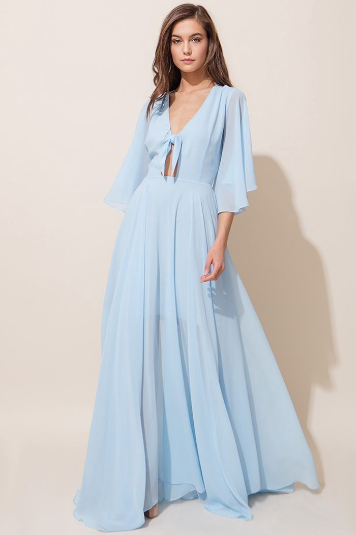 52bf3e4fb8 YUMI KIM ALWAYS AND FOREVER MAXI DRESS - OASIS. #yumikim #cloth ...