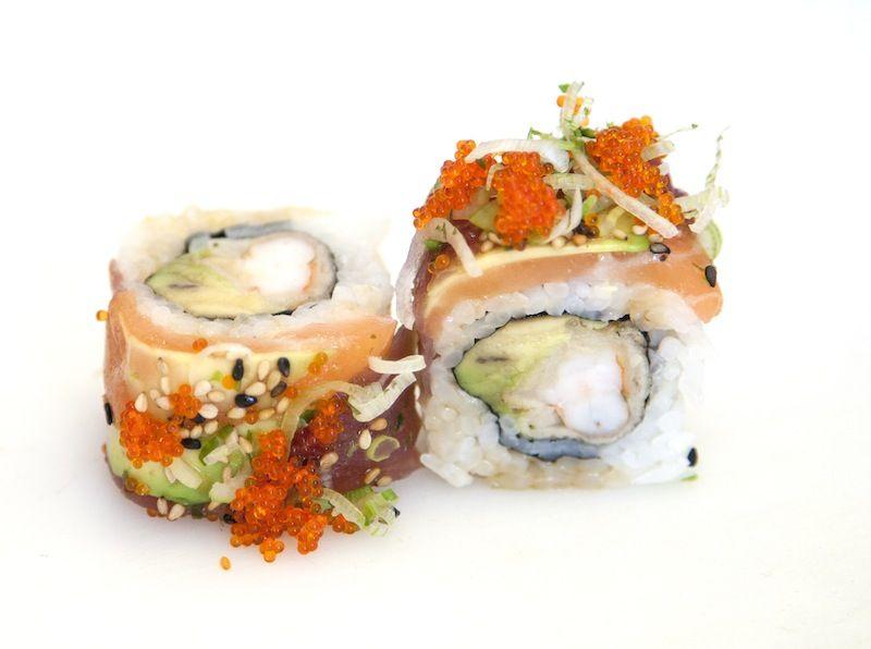 Kimoshi Maki. Kimoshi. Restaurante Japonés en Alicante