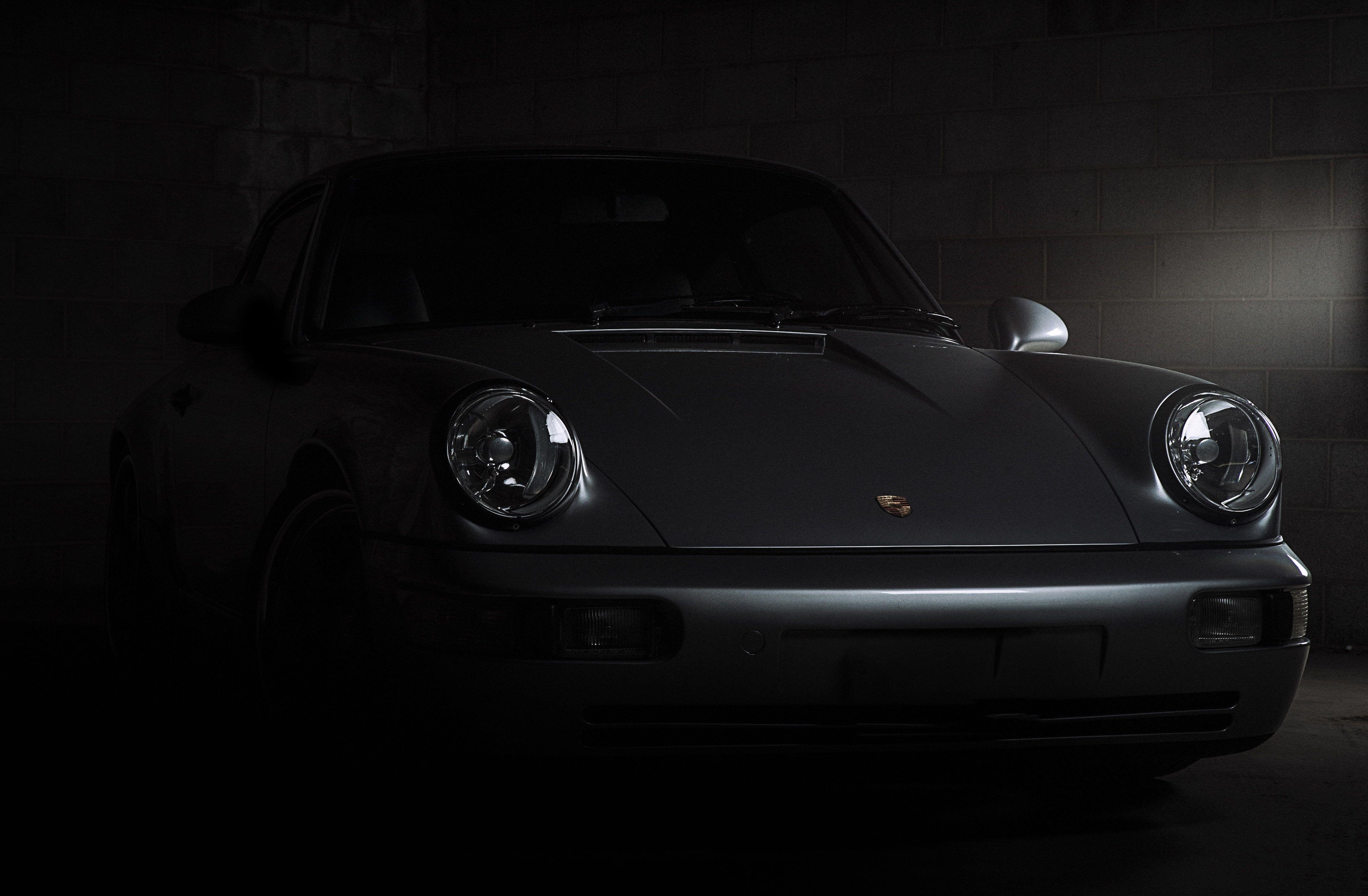 Pin By Gufak On Porsche Posters Black Car Wallpaper Old Porsche 911 Porsche 911