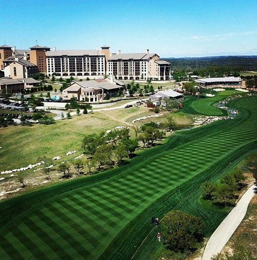 Pin On Golf At Tpc San Antonio