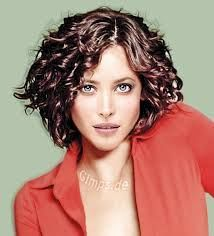 Fashion Of Curly Hairstyle Is Back Again Trendsevecom Short Hairstyles Medium Length Hair