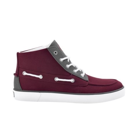 Shop for Mens Lander Chukka Casual Shoe by Polo Ralph Lauren in Burgundy.