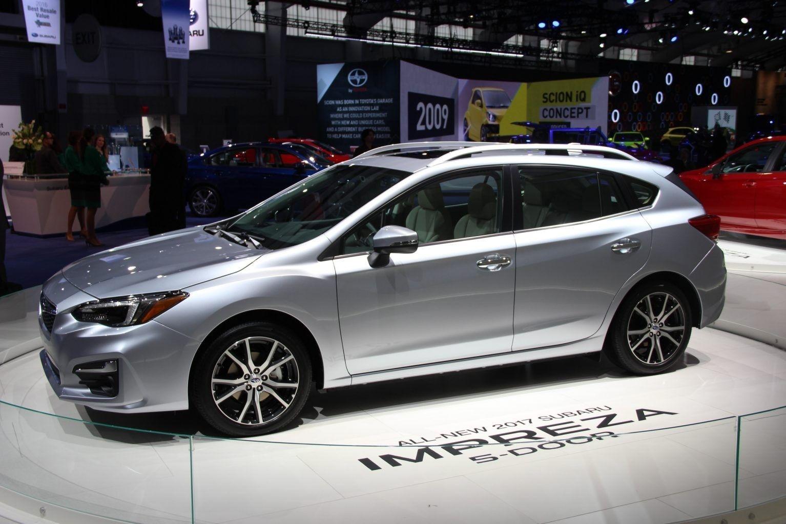 2019 Subaru Sti Hatchback Review and Specs Subaru sti