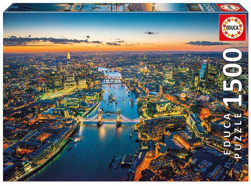 1500 London aerial view