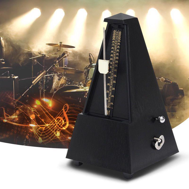Classical Antique Mechanical Metronome Tempo Music Timer For Guitar ...