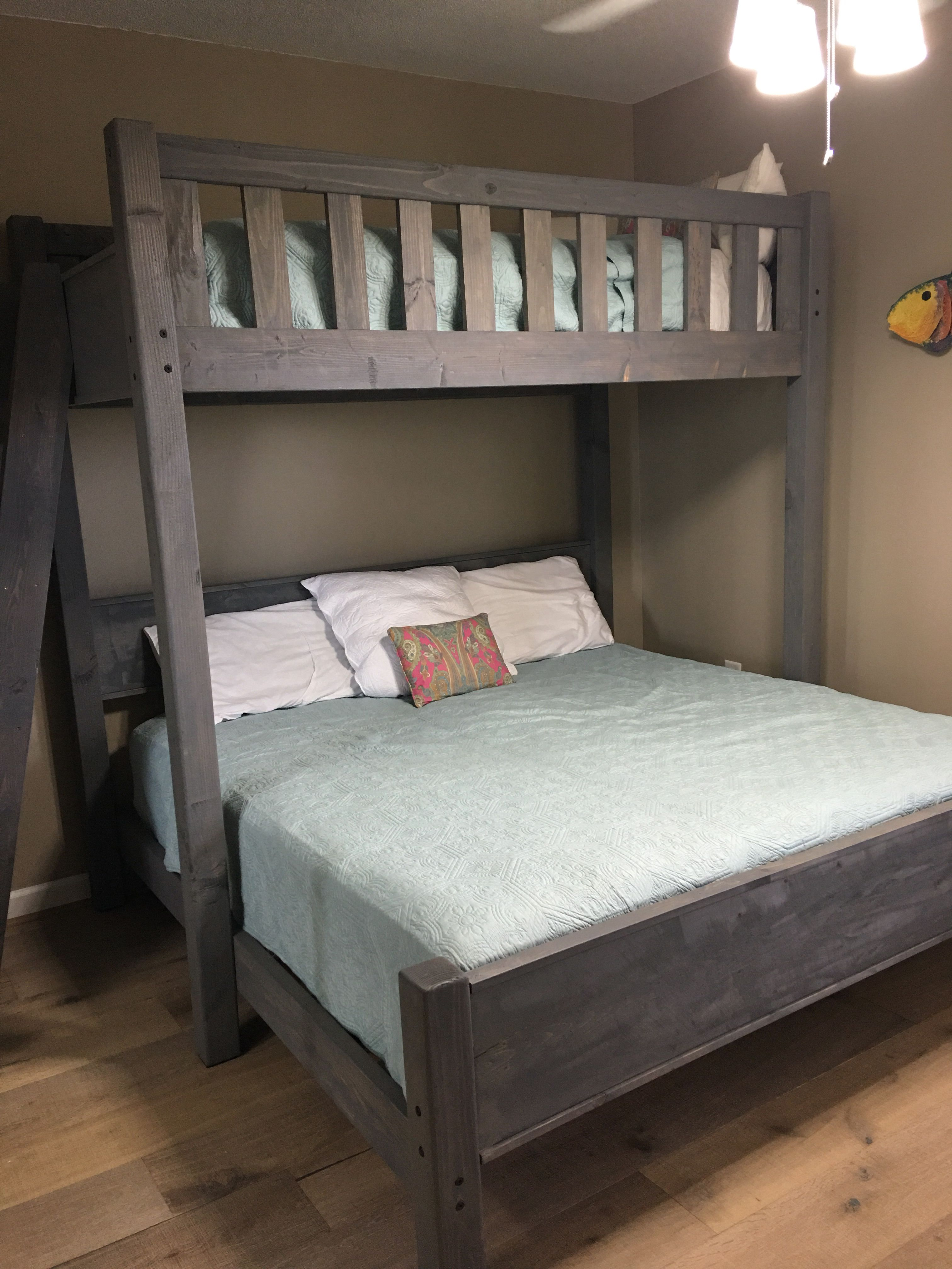 Full over king promontory bunk images
