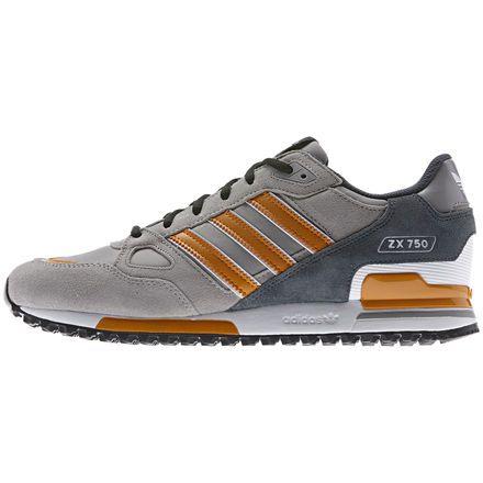 Adidas Zx 750 Ice Grey Aluminium Dark Onix D65232 2014 画像あり 靴