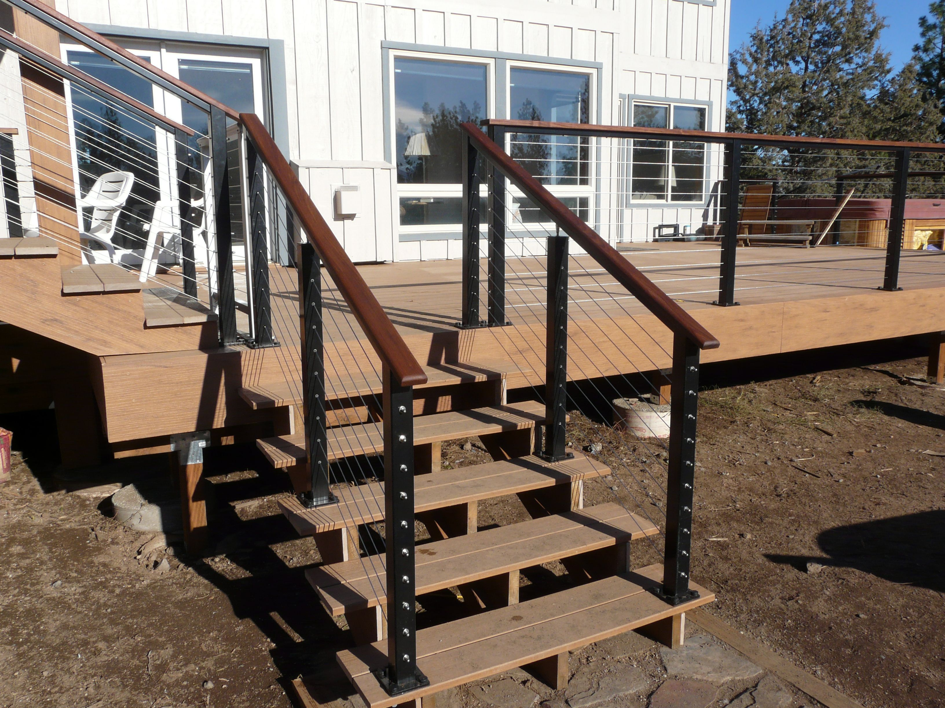 Best Deck Railing Ideas Lots Of Deck Railing Ideas Http 400 x 300