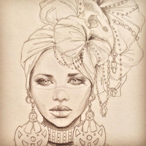 Line Drawing Face Tattoo : Http marisajimenezartist tumblr post