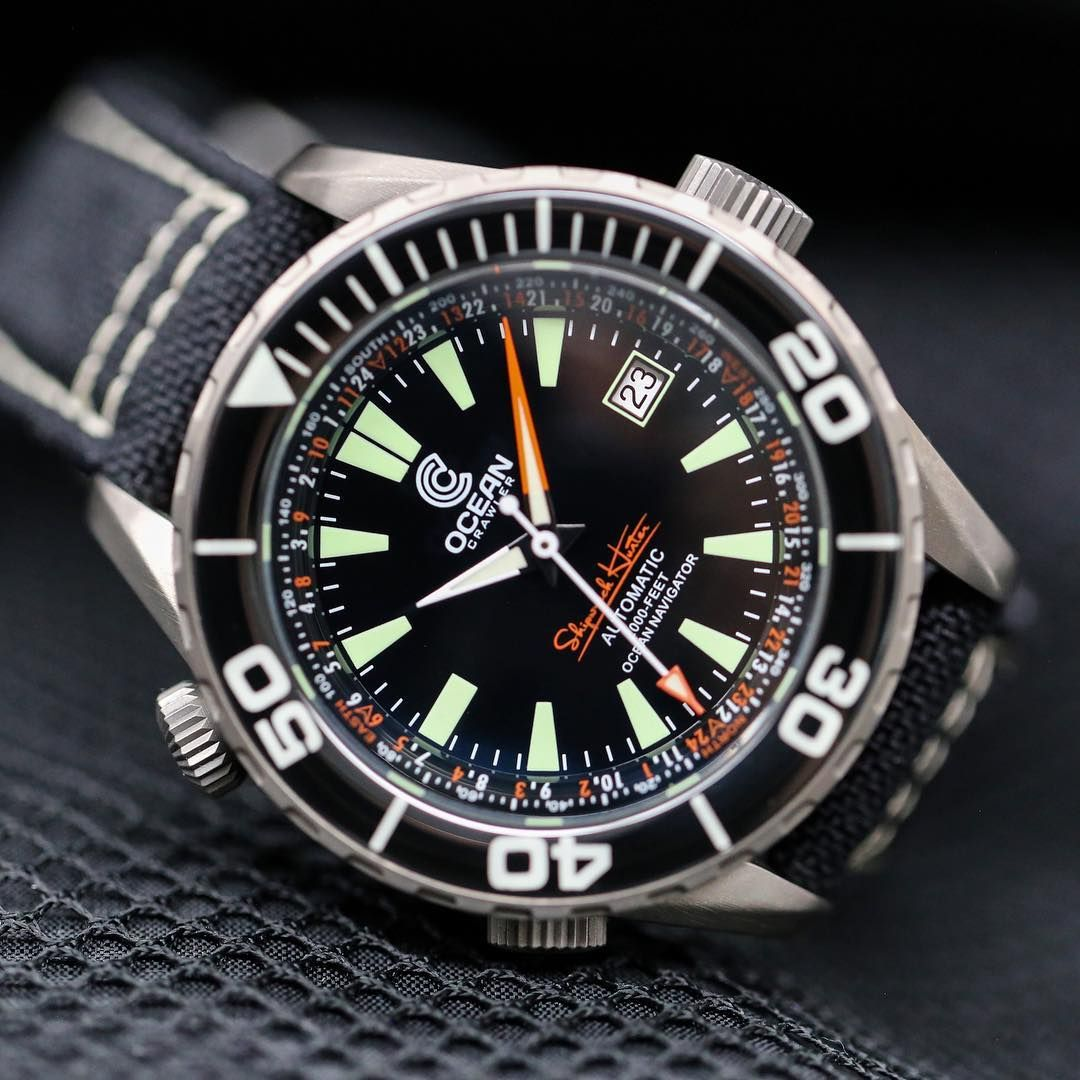 Watchtime Magazine On Instagram Summer Hasn T Ended And Neither Has Our Dive Watch Fascination Check Out Our Hands On R Dive Watches Watches Breitling Watch