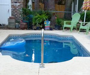 Fibergl Pool Johnson City