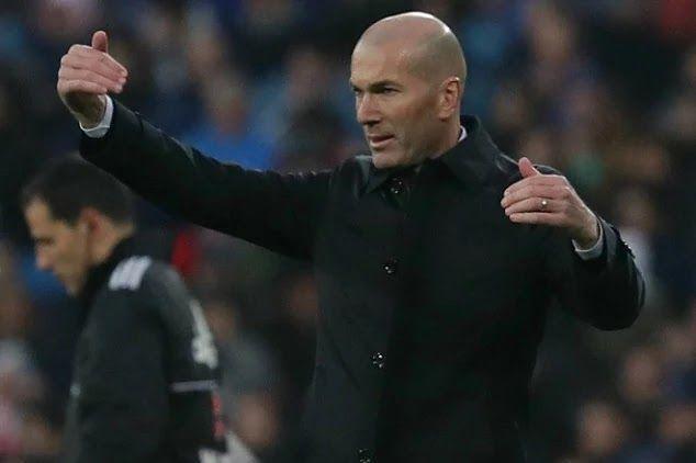 Zinedine Zidane Entrenador European Football