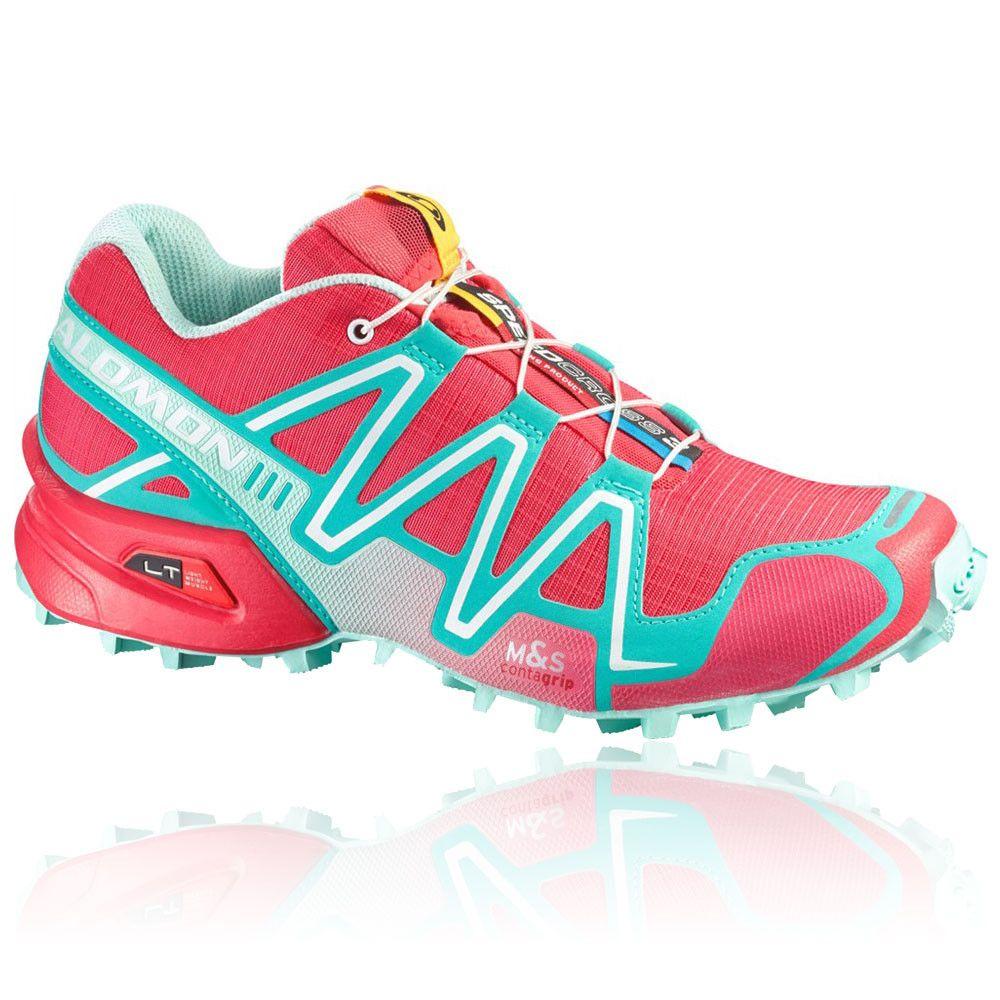 8cc2f88d9915 Salomon Speedcross 3 Women s Trail Running Shoes