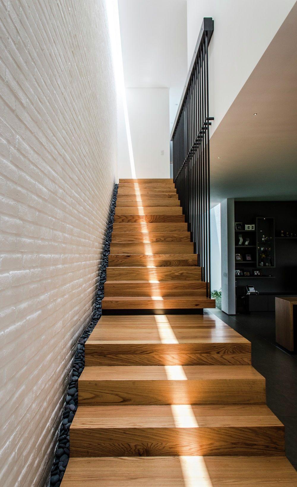 Arquitectura Casas Escaleras Exteriores Arquitectura: Galería De Casa B+G / ADI Arquitectura Y Diseño Interior - 3 En 2020