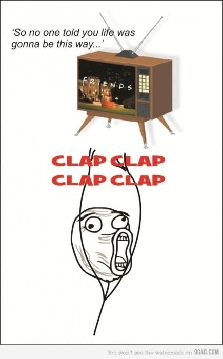 When I was little, I did this every time I heard the theme song.