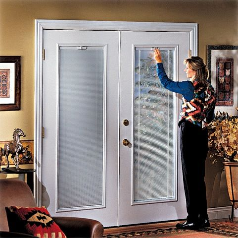 Blinds For French Doors A Way To Secure And Beautify Your Home Drapery Room Ideas Blinds For French Doors Door Blinds French Doors Exterior