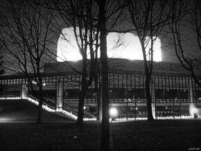 Helsingin Kaupunginteatteri / The Helsinki City Theatre from 1960s