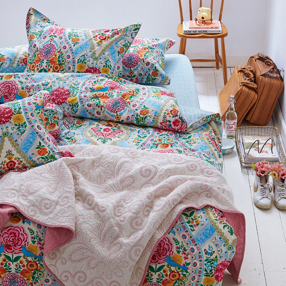 Pip Studio - Melody Ivory Duvet Cover - Double | Lovely Cosy ...