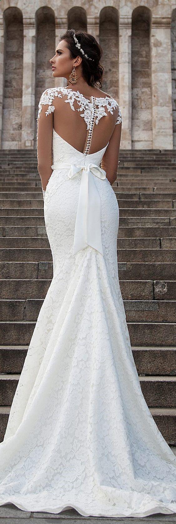 45 Casual Wedding Dresses Ideas for 2019 Weddings