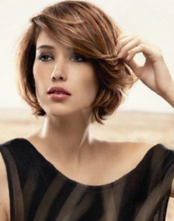 17 Best images about coiffure on Pinterest | Bobs, Coupes courtes ...