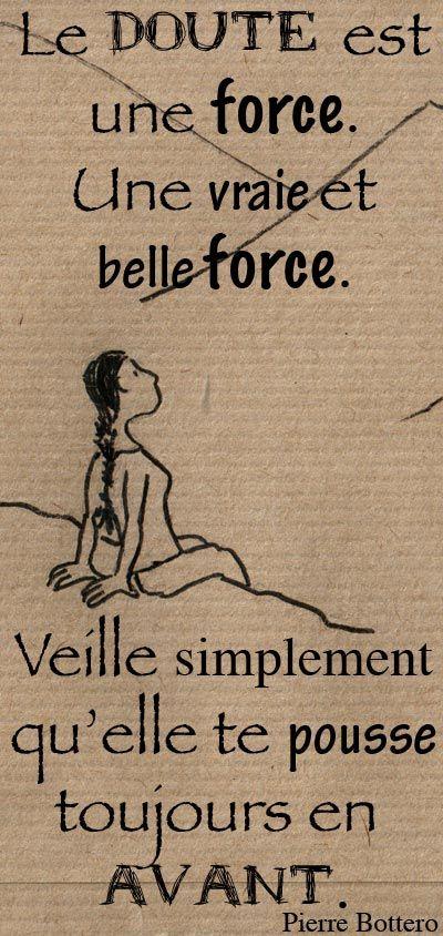 Citation Sur Le Doute Et La Remise En Question Doubt Is A