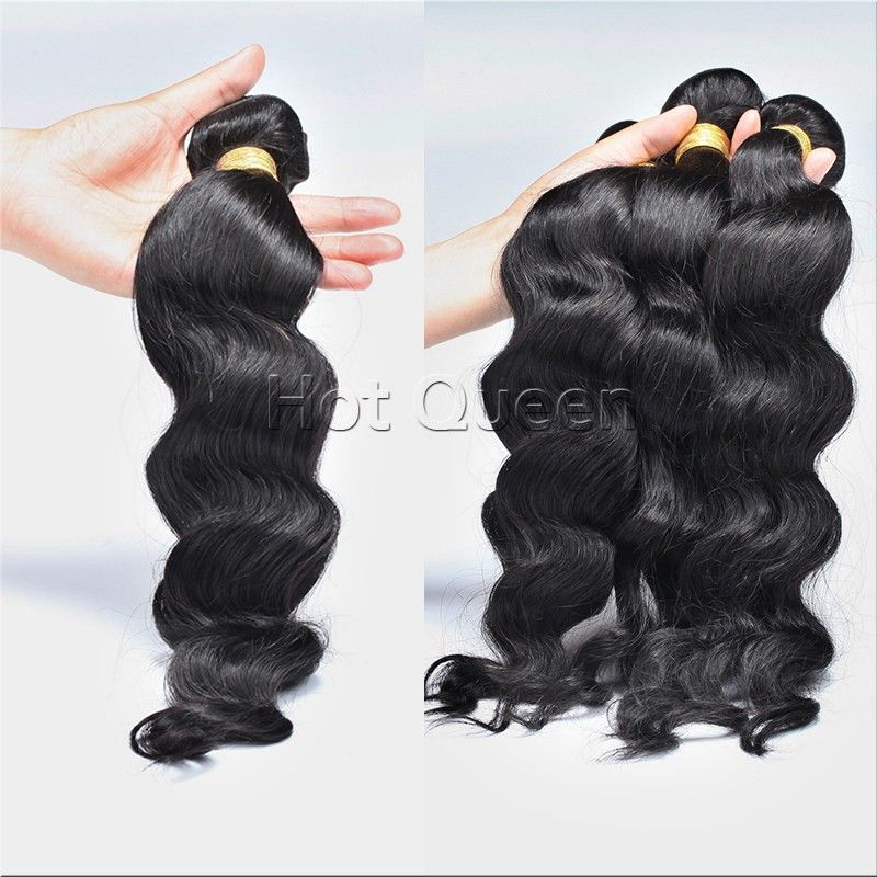 Wholesale Malaysia Hair Weave 7a Unprocessed Malaysia Wavy Virgin