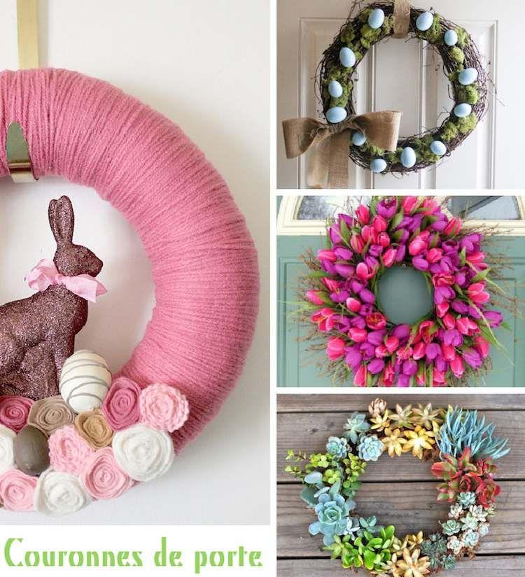 Déco printemps à faire soi-même - 90 idées pour chacun des beaux jours !