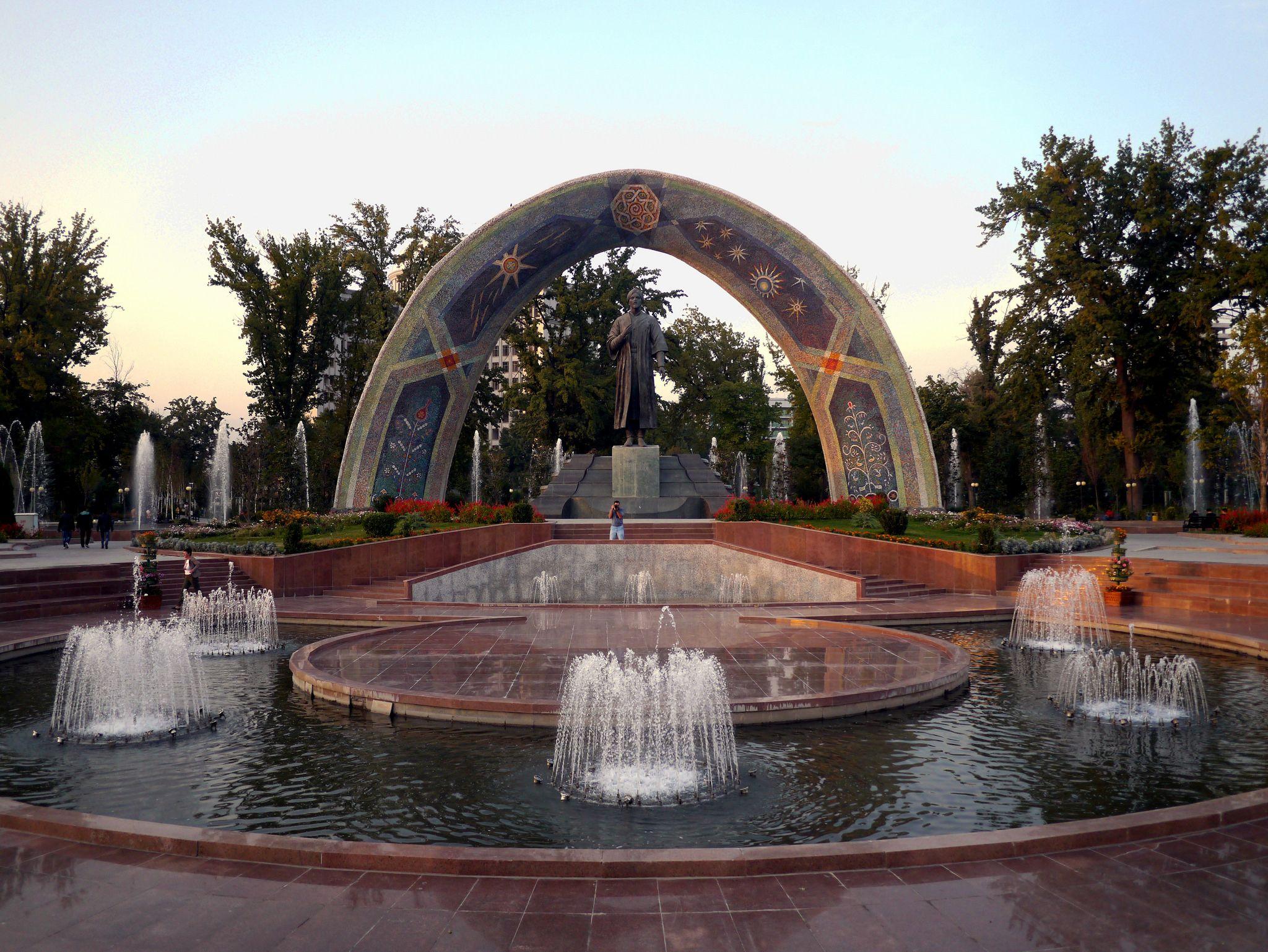 Dushanbe Tajikistan Around The Worlds Tajikistan Wanderlust Adventures