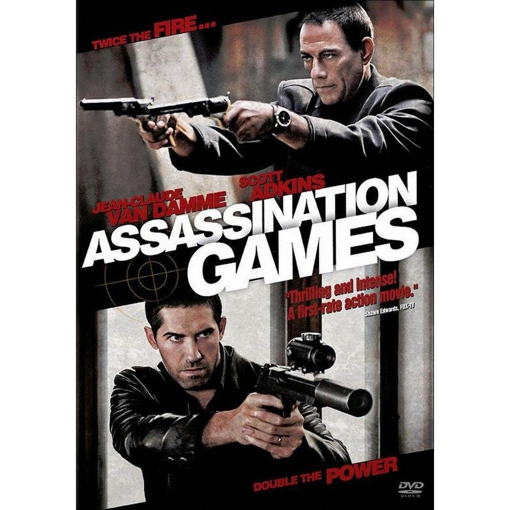 Assassination Games Dvd In 2021 Free Movies Online Scott Adkins Full Movies Online Free