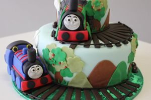 Birthday Cakes - My Delicias - Custom Birthday Cake, Special Event Cakes, 3D Birthday Cake, Fondant, Butter Cream, Grooms Cakes, Cupcake Tower - Customer Bakery Allen Texas