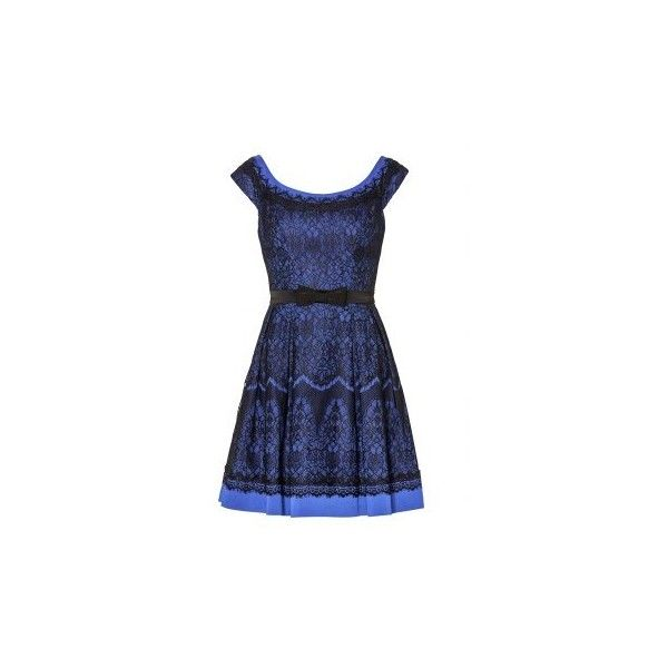 Collette Dress | Review Australia ($280) ❤ liked on Polyvore ...