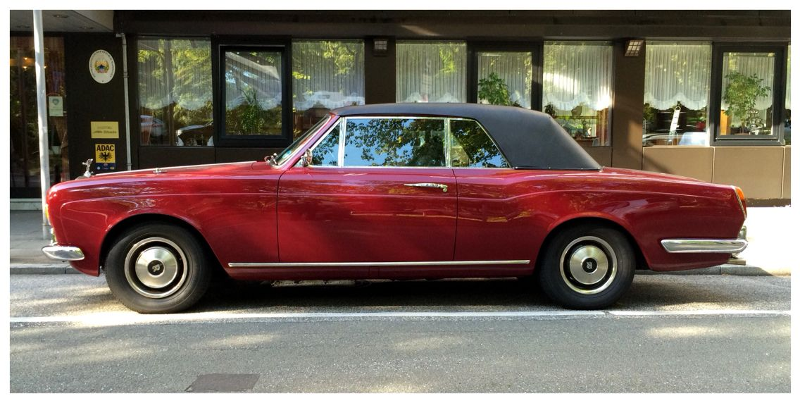 Rolls royce corniche hambourg voitures pinterest for Garage citroen saint remy de provence