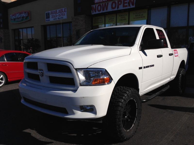 Used 2012 RAM 1500 Lifted   Auto classified   Pinterest   Cars