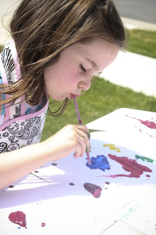 Some great art ideas for those lazy summer days