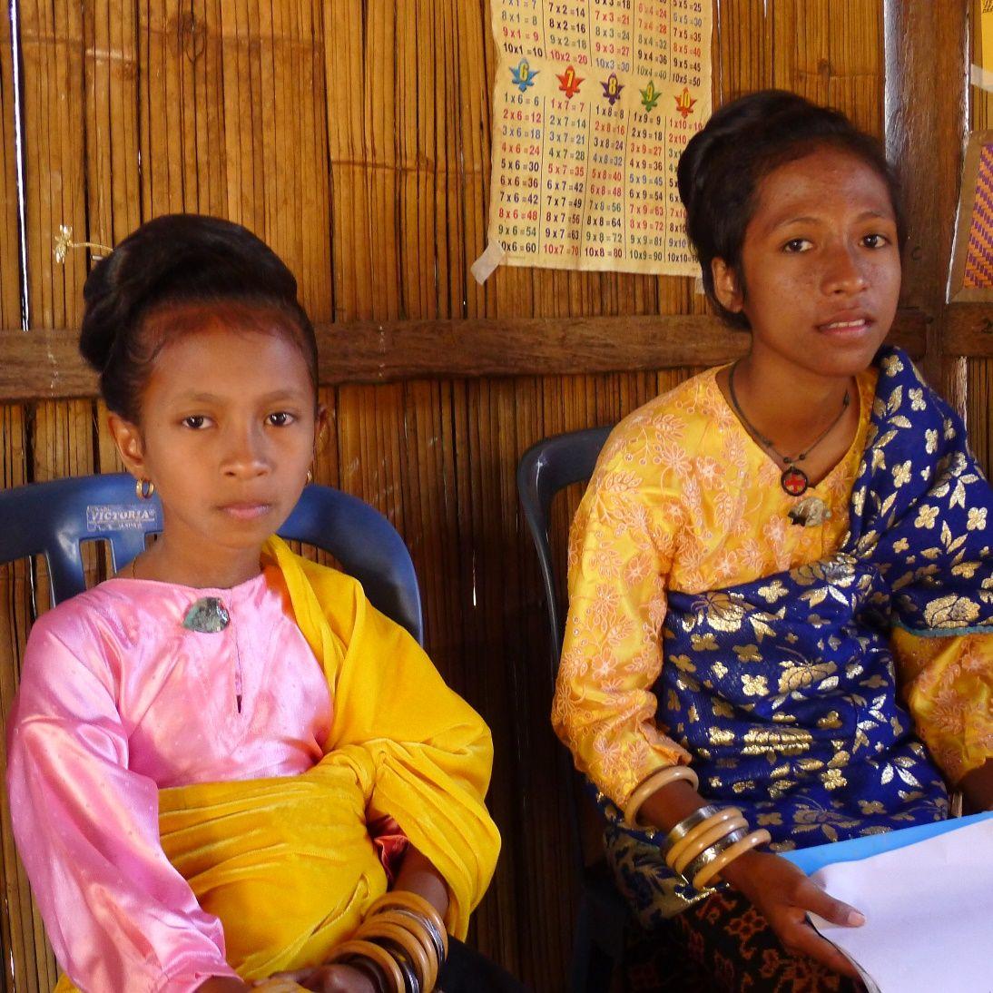 Pakaian Adat Papua Anak
